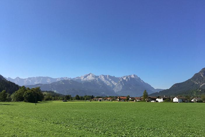 Au-revoir Garmisch