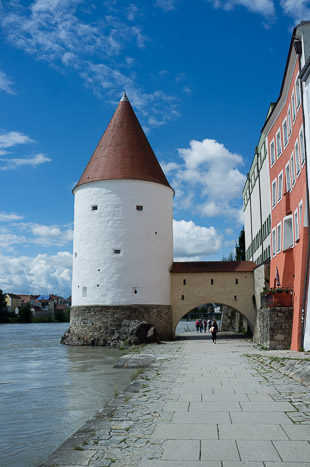 Schaiblingsturm, Passau