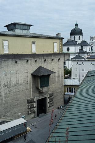 La philharmonie de Salzbourg
