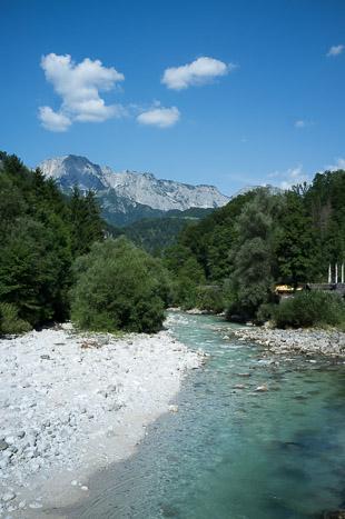 Le Berchtesgadener Ache