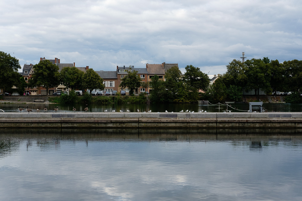 Namur, la Meuse