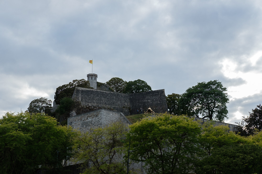 Namur, la Citadelle